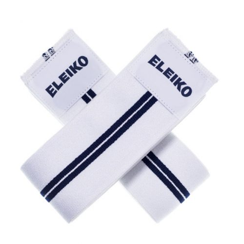 Eleiko Knee Wraps Blue