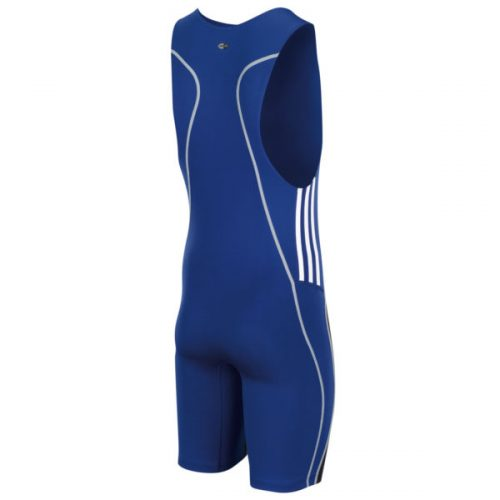 adidas Weightlifting Suit Behind View