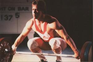 Guy Greavette 1982 Canadian Champion