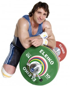 Eleiko Olympic Weightlifting Equipment