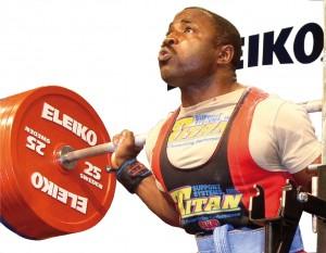 Eleiko Powerlifting Equipment