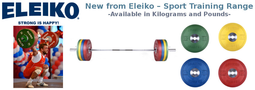 Eleiko Sporting Training Range
