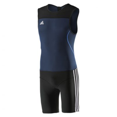 adidas Weightlifting Climalite Suite Men Blue Z11185