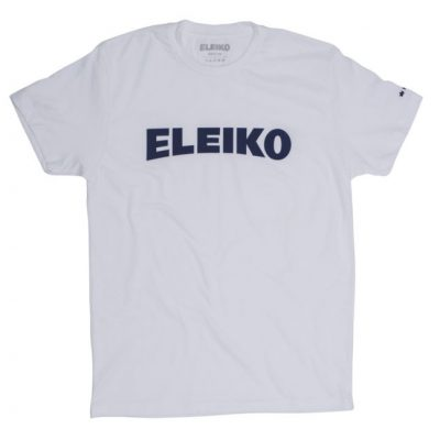 Men's Eleiko Logo T-Shirt White