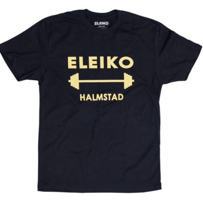 Men's Halmstad Vintage T-Shirt Black