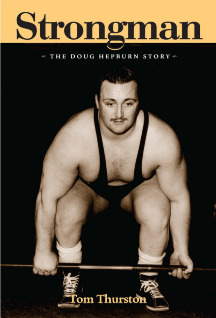 The Doug Hepburn Story Book