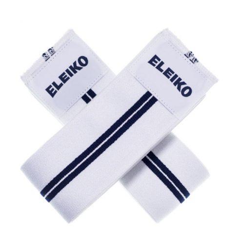Eleiko Knee Wraps Blue