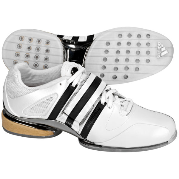 Wood Heel Weightlifting Shoes