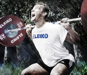 Eleiko Weightlifting Equipment