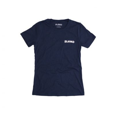 Eleiko Women's Navy T-Shirt