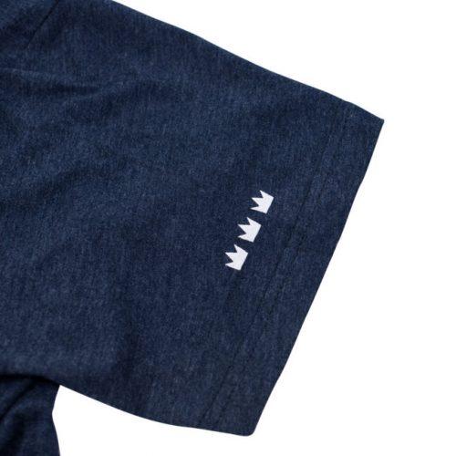 Men's Eleiko Logo T-Shirt Sleeve Midnight Navy
