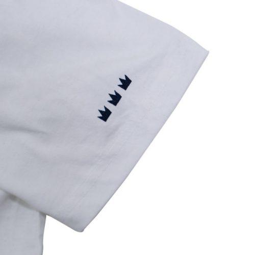 Men's Eleiko Logo T-Shirt Sleeve White