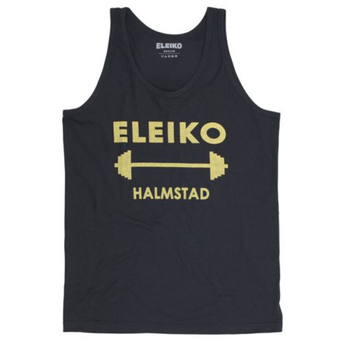 Men's Halmstad Vintage Tank – Black