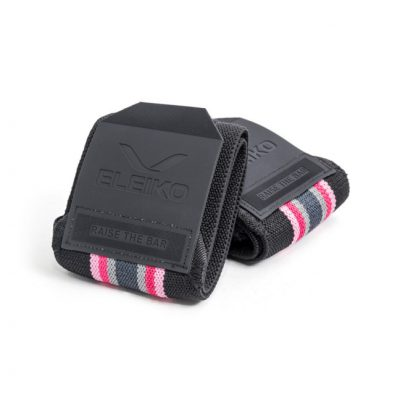 Eleiko 3000601-770 Olympic Weightlifting Wrist Wrap – Solar Pink