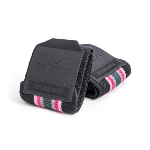 Eleiko3000601-770 Olympic Weightlifting Wrist Wrap – Solar Pink
