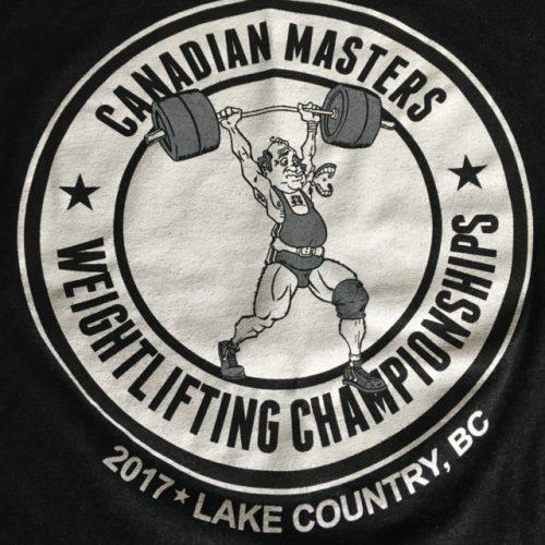 Masters 2017 T shirt Mens Front logo